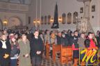 kościół na pasterce był zapełniony