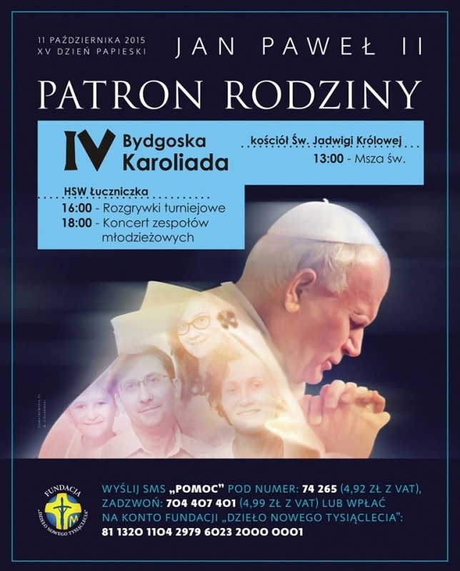 IV bydgoska Karoliada - plakat