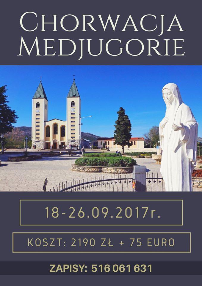 Wycieczka do Chorwacji i Medjugorie