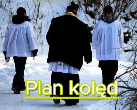 Plan kolęd 2020-2021