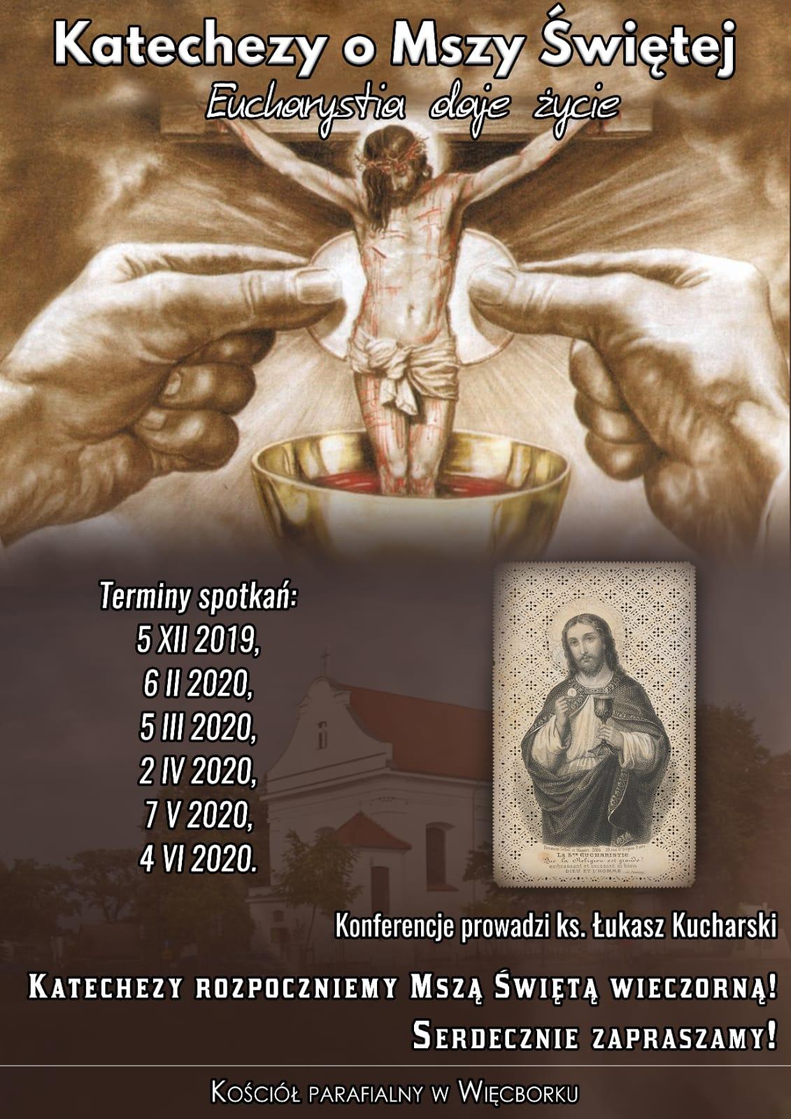 Katechezy o Mszy Świętej