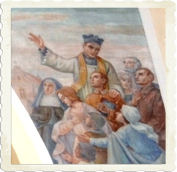 kazanie fresk